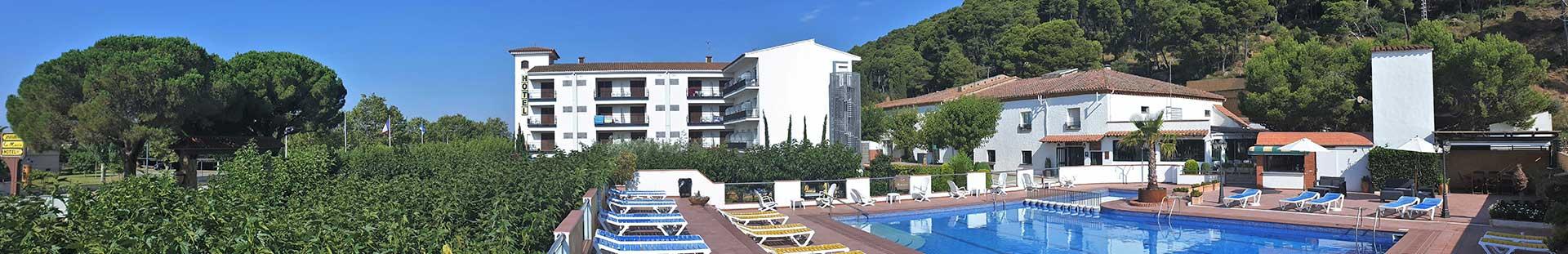 La Masia Hotel And Apartments In Estartit Costa Brava